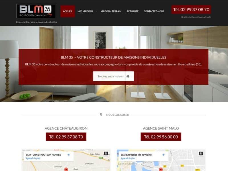 Site web BLM 35