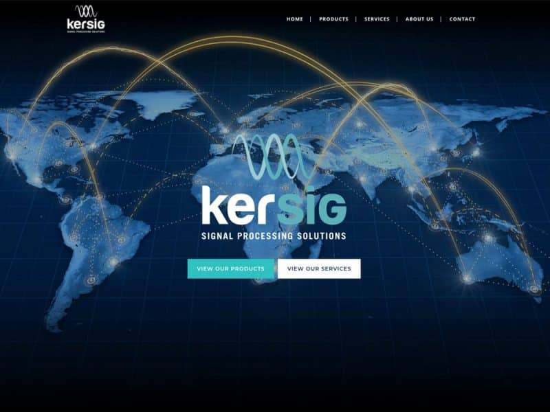 Site web Kersig